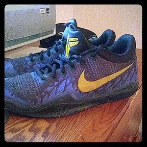 Nike,  vol 1 kobe black mambas